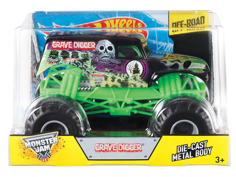 9b845f455a48 Hot Wheels Monster Jam  The Greatest Toys For Toddlers - Monster ...