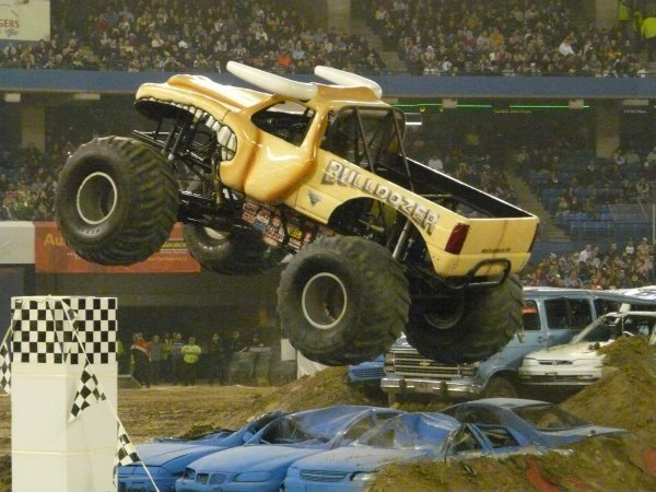 Tom Meents Monster Jam S All Time Great Driver