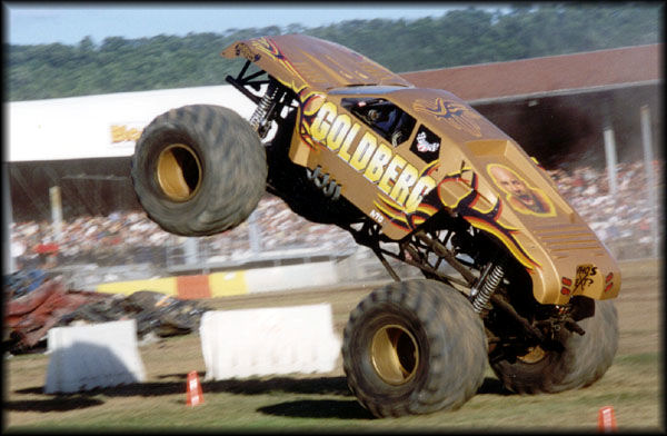 Tom Meents: Monster Jam's All-Time Great Driver - Monster ... |Tom Meents Monster Truck Driver