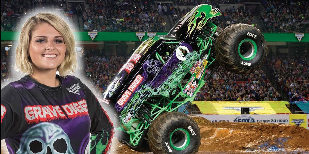 Krysten Anderson 13 Amazing Facts About The Female Monster Truck Driver