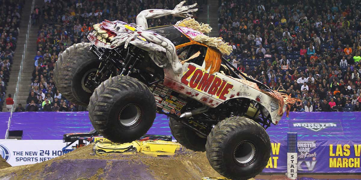 Zombie Monster Truck About The Creepy Iconic Truck Monster
